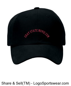 GrayState Cap Design Zoom
